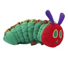 "Share this with friends who remember Very Hungry Caterpillar. They'll love its ""aaaw"" worthy design."