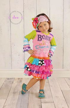 Totally Custom UPCYCLE Ring of Ruffles Skirt Dress sizes 6m - 10 yrs - you pick character/ shirt - Little 4 Awhile