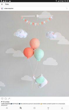 Móbile balão