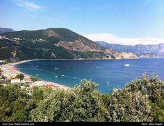 Jaz beach Budva Montenegro