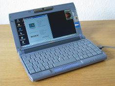 Sony Vaio C1XD Picturebook | I remember when this was the cutting edge of things and I wanted it soooo bad. Apple Mac Computer, Kids Computer, Small Computer, Computer Humor, Computer Internet, Computer Technology, Gaming Computer, Technology Gadgets, Desktop Computers
