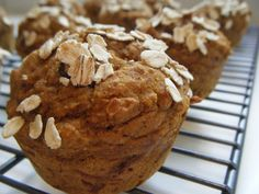 Pumpkin Muffins (or Bread) of Deliciousness - fANNEtastic food