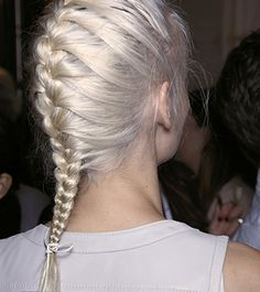 #vitapil #haircare How to French Braid Your Own Hair in 4 Easy Steps   Daily Makeover