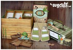 Tutorial for Tackle Box Gift Set By Tamara Tripodi