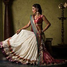 Madurai Wedding Lehenga Choli