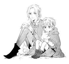 France looks like a girl Fruk Hetalia, Hetalia England, Spamano, Usuk, Dennor, Manga, Anime Shows, Girls Be Like, Me Me Me Anime