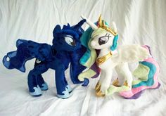 DOLPHINWING is a creator of many cuddly plushies, including lots of ponies! Every plush is hand-crafted and made with love and care. Come see her pony plushies for yourself and take one home with you, or just stop by and say hi! https://www.facebook.com/dolphinwing http://dolphinwing.deviantart.com/ http://dollphinwing.tumblr.com/ Night and Day by dolphinwing.deviantart.com on @DeviantArt