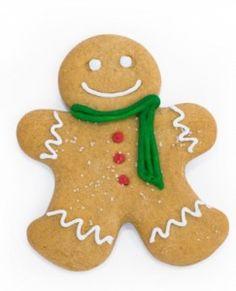 Christmas... gingerbread-man