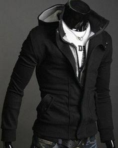 0c72f5fc664 Geek Hoodies. Men CasualStylish MenCotton JacketModa MenFashion  OutfitsWomens FashionWell Dressed MenRevival ClothingMenswear. Men s Hooded  Zipper ...