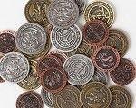 Fantasy Coin for rp,larp,board games..