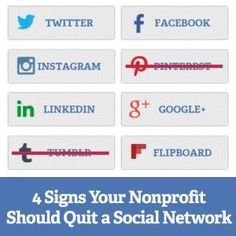 Tumblr isn't a good fit for every library - 4 Signs Your Nonprofit Should Quit a Social Network