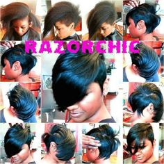 Razorchic you are seriously talented! - Black Hair Information Community