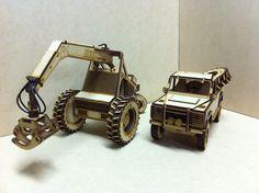 Made by CDR Laser - Designed by Carel du Rand