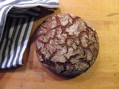 Ruisleipä – Traditional Rye Bread