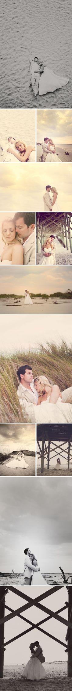 Wedding photos - beach