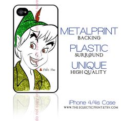 Disney's Peter Pan Minimalist iPhone 4 & 4s by TheEclecticPrint, $28.50