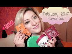 Αγαπημένα Φεβρουαρίου 2017 | LITSA G. | February Favorites