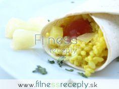 Kari ananasová tortilla s rýží Vegetables, Food, Vegetable Recipes, Eten, Veggie Food, Meals, Veggies, Diet