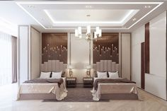 Bedroom Design Ideas – Create Your Own Private Sanctuary Modern Luxury Bedroom, Luxury Bedroom Design, Bedroom Bed Design, Room Ideas Bedroom, Small Room Bedroom, Luxurious Bedrooms, Home Bedroom, Bedroom Decor Grey Pink, Mansion Bedroom