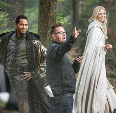 Once Upon A Time bts