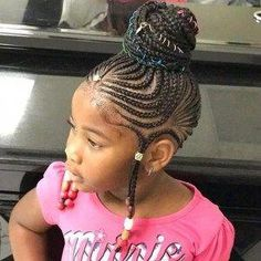 Awesome Kids Hairstyles You Have To Try Out On Your Kids 96 #braidedhairstyles