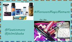 Beauty & Beyond: #MonsoonMagicMoment Twitter Contest (Open Now)