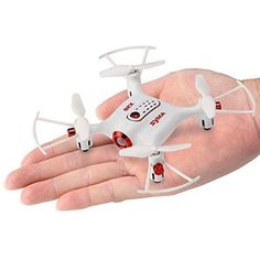 Newest Syma X20 Mini Pocket Drone Headless Mode 2.4Ghz Nano LED RC Quadcopter Altitude Hold White - Get your first quadcopter yet? If not, TOP Rated Quadcopters has great Beginner Drones, Racing Drones and Aerial Drones that fit any budget. Visit Us Today! >>> http://topratedquadcopters.com/go-check-out/pin-trq <<< :) #quadcopters #drones #dronesforsale #fpv #selfiedrones #aerialphotography #aerialdrones #racingdrones #like #follow