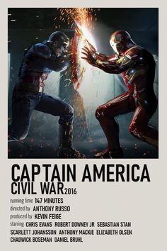 Films Marvel, Marvel Movie Posters, Avengers Poster, Iconic Movie Posters, Marvel Avengers Movies, Marvel Characters, Poster Marvel, Film Polaroid, Captain America Films