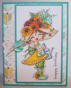 My Besties DT Card by Cheryl Moody https://www.facebook.com/pages/Cheryls-Handmade-Greeting-