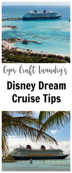 Disney Dream Cruise Tips from what to pack to how to pick a cabin!