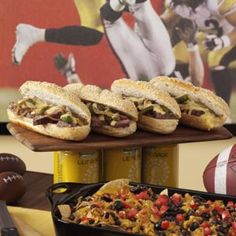 Taste of Home 50 States In 50 Days: (Pennsylvania) Loaded Philly Cheese Steaks