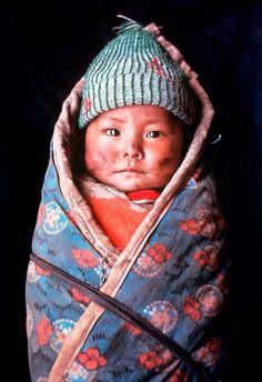 Tibet. Ph: Steve Mc Curry