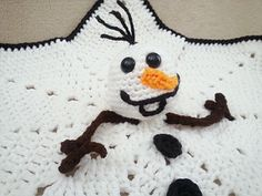 Amigurumi Patterns Olaf : Pin by adela caparros on amigurumis olaf