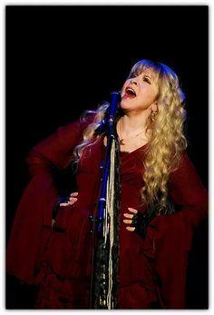 Stevie Nicks..