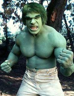 Lou Ferrigno as the Hulk