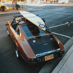 #porsche #surf #vintagecars