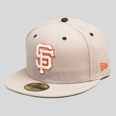NEW IN. The SF Giants New Era cap in Panhandle Gray. Available in snapback 9baa6486894