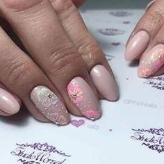 Znalezione obrazy dla zapytania pastel nails inspiration