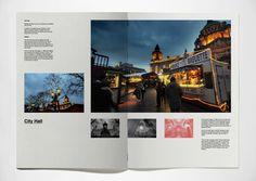 旅行雜誌:貝爾法斯特的編輯設計先得