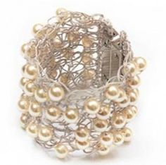 Trend Finder: Pearls Mixed with Metal
