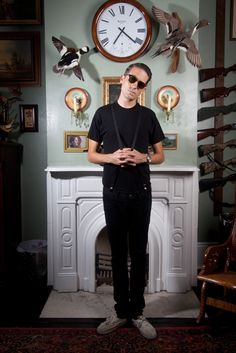 G-Eazy....good friends with my son...