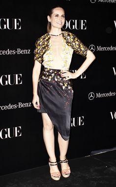 Fotos premios certamen Who´s On Next de Vogue la diseñadora de moda @Ana_Locking #style #in