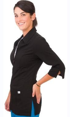 Home of PRO Scrubs. Canada's best value in Scrubs, Lab Coats, and other medical related uniforms. ( accuwear scrubs ) ( xs- white or black i think) Dental Scrubs, Lab Jackets, Lab Coats, Office Attire, Dresses For Work, Zip, My Style, How To Wear, Clothes