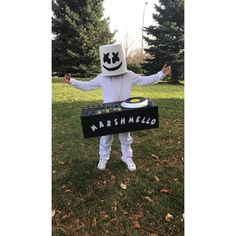 61 Best 19MG images | Marshmallow costume, Boy costumes, 80s