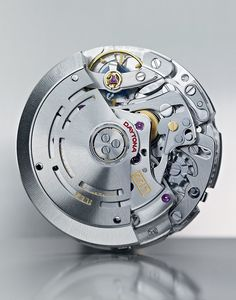 Oyster Perpetual Movement - Rolex Watchmaking