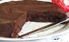 Me Encanta el Chocolate: TORTA DE CHOCOLATE PARA CELIACOS
