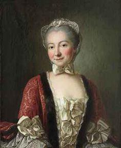 Henriette de Pyvart de Chastullé, 1ère. Marquise de La Ferté-Beauharnais.