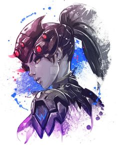 Widowmaker by VVernacatola