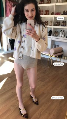 Stylish Outfits, Fashion Outfits, Spring Outfits Women, Weekend Outfit, Sensual, Who What Wear, Trendy Fashion, Lounge Wear, Knitwear