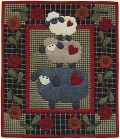 pecorelle quilt ^